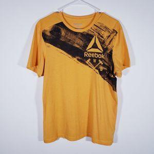 Mens Reebok Speedwick Short Sleeve Shirt